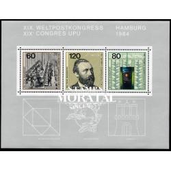 1984 Germany BRD Sc 1420 UPU Congress  **MNH Very Nice, Mint Never Hinged?  (Scott)