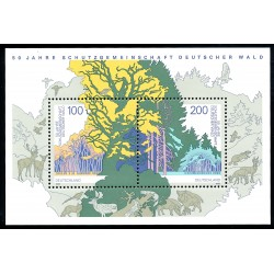 1997 Germany BRD Sc 1968 Protection forests  **MNH Very Nice, Mint Never Hinged?  (Scott)