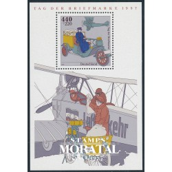 1997 Germany BRD Sc B819 Day of the stamp  **MNH Very Nice, Mint Never Hinged?  (Scott)