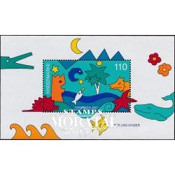 1998 Germany BRD Sc 2000 For children 98  **MNH Very Nice, Mint Never Hinged?  (Scott)