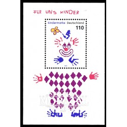 2000 Germany BRD Sc 2098 For the kids ' 00  **MNH Very Nice, Mint Never Hinged?  (Scott)