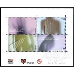2001 Germany BRD Sc 2131 Pro health  **MNH Very Nice, Mint Never Hinged?  (Scott)