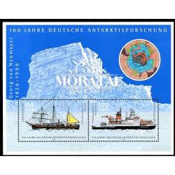 2001 Germany BRD Sc 2143 Antarctic exploration  **MNH Very Nice, Mint Never Hinged?  (Scott)