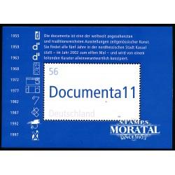 2002 Germany BRD Sc 2162 Documenta 11. Contemporary art  **MNH Very Nice, Mint Never Hinged?  (Scott)