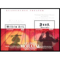 2004 Germany BRD Sc 2276 Classical theatre. William Tell  **MNH Very Nice, Mint Never Hinged?  (Scott)