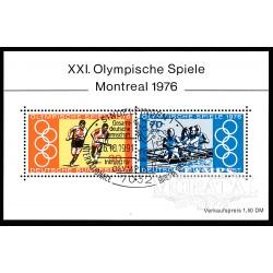 1976 Germany BRD Sc B532 76 Montreal Olympics  (o) Used, Nice  (Scott)