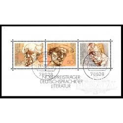 1978 Germany BRD Sc 1267 Nobel literature prize  (o) Used, Nice  (Scott)