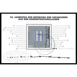 1995 Germany BRD Sc 1896 Release of prisoners  (o) Used, Nice  (Scott)