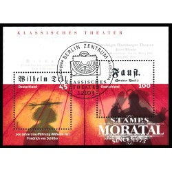 2004 Germany BRD Sc 2276 Classical theatre. William Tell  (o) Used, Nice  (Scott)