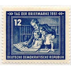 1951 Germany DDR Sc 0 day of the stamp  **MNH Very Nice, Mint Never Hinged?  (Scott)