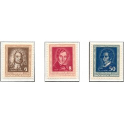 1952 Germany DDR Sc 0 Handel Festival, Halle (Saale): Famous composers  **MNH Very Nice, Mint Never Hinged?  (Scott)