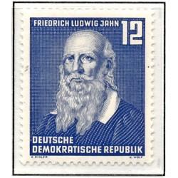 1952 Germany DDR Sc 0 Friedrich Ludwig Jahn dies.  **MNH Very Nice, Mint Never Hinged?  (Scott)