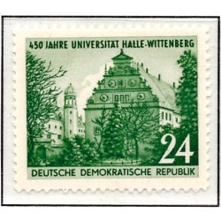 1952 Germany DDR Sc 0 450 years of the University of Halle-Wiltenberg  **MNH Very Nice, Mint Never Hinged?  (Scott)