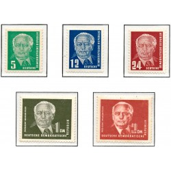1953 Germany DDR Sc 0 Postage stamps: President Wilhelm Pieck  **MNH Very Nice, Mint Never Hinged?  (Scott)