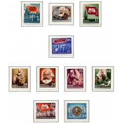 1953 Germany DDR Sc 0 70th anniversary of Karl Marx's death  **MNH Very Nice, Mint Never Hinged?  (Scott)