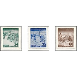1953 Germany DDR Sc 0 International Long Distance Cycling for Peace Prague Berlin  **MNH Very Nice, Mint Never Hinged?  (Scott)