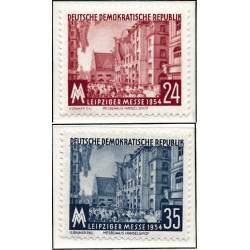 1954 Germany DDR Sc 0 Leipzig Autumn Fair  *MH Nice, Mint Hinged  (Scott)