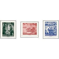 1955 Germany DDR Sc 0 Land reform  *MH Nice, Mint Hinged  (Scott)