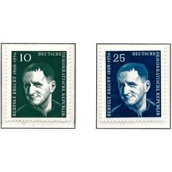 1957 Germany DDR Sc 0 Brecht Bertholt  *MH Nice, Mint Hinged  (Scott)