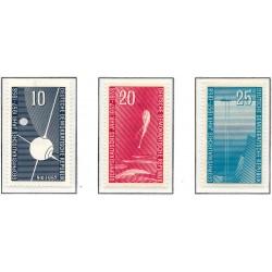 1957 Germany DDR Sc 0 Geophysical  *MH Nice, Mint Hinged  (Scott)
