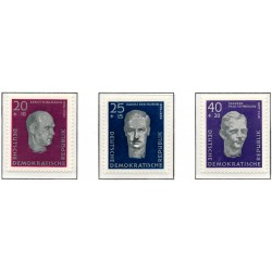 1957 Germany DDR Sc 0 To build national memorials  *MH Nice, Mint Hinged  (Scott)