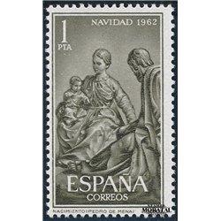 1962 Spanien 1372 Weihnachten Weihnachten * Falz Guter Zustand  (Michel)
