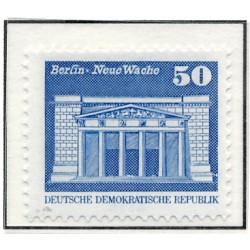 1954 Alemania DDR Yv Servicio 1/17 0  (o) Usado, Buen Estado  (Yvert&Tellier)