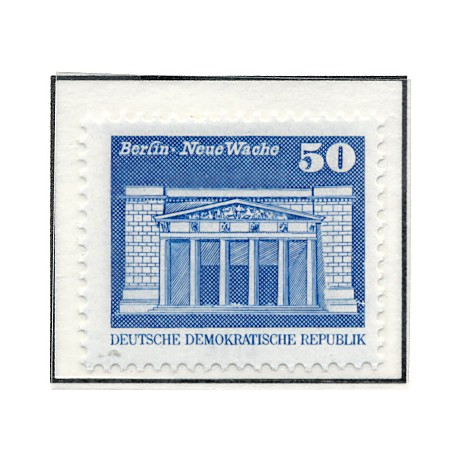 1954 Germany DDR Sc 0 0  (o) Used, Nice  (Scott)