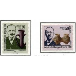 1990 Alemania DDR Yv 2963/2964 0  **MNH Perfecto Estado, Nuevo Sin Charnela  (Yvert&Tellier)
