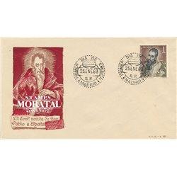 1963 Spanien 1377 San Pablo  * Falz Guter Zustand  (Michel)