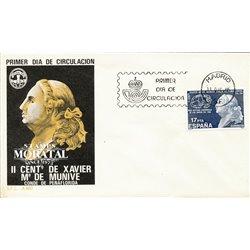 1985 Spanien 2708 Peñaflorida Persönlichkeiten Ersttagsbrief  Guter Zustand  (Michel)