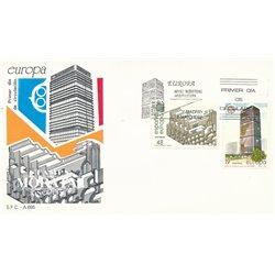 1987 Spanien 2781/2782  Europa Europa Ersttagsbrief  Guter Zustand  (Michel)