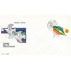 1987 Spanien 2785 PLZ Philatelie Ersttagsbrief  Guter Zustand  (Michel)