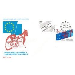 1989 Spanien 2887 Com.Europea Amtlichen Stellen Ersttagsbrief  Guter Zustand  (Michel)