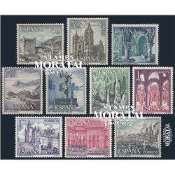 1964 Spanien 1525/1498  Tourist ich Tourismus ** Perfekter Zustand  (Michel)