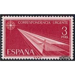 1965 Spanien 1553 Allegorie  ** Perfekter Zustand  (Michel)