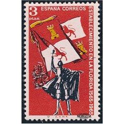 1965 Spanien 1561 Augustinus Religiös * Falz Guter Zustand  (Michel)