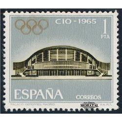 1965 Spanien 1567 IOC Amtlichen Stellen * Falz Guter Zustand  (Michel)