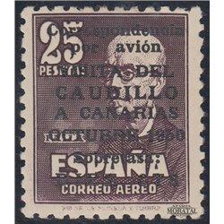 1950 Spanien 987I  Kanarische 1. Tir. s-Nummer  ** Perfekter Zustand  (Michel)
