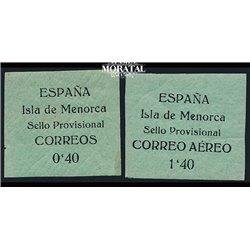 1939 Spanien 0 0  * Falz Guter Zustand  (Michel)