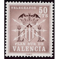 1964 Spain  Sc 0 Coat Arms Valencia Coat arms **MNH Very Nice, Mint Hever Hinged?  (Scott)