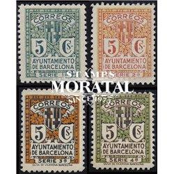 1932 Spanien 0 0 Wappen  ** Perfekter Zustand  (Michel)