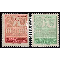 1942 Espagne 0 0  (*)MNG TB Beau  (Yvert&Tellier)
