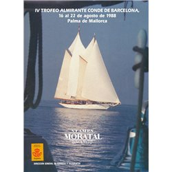 1988 Spanien 0 0  ** Perfekter Zustand  (Michel)
