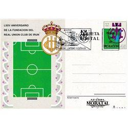 1990 España J-149/150 Alicante Almeria Entero postales   (Edifil)