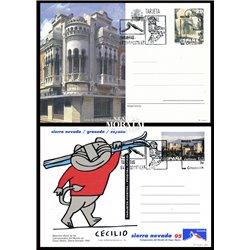 1992 España J-154 Sevilla Expo 92 Entero postales   (Edifil)