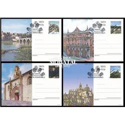 1995 España J-159 Melilla Entero postales   (Edifil)