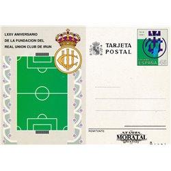 1989 España J-147/148 Saria Alava Entero postales © Usado, Buen Estado  (Edifil)