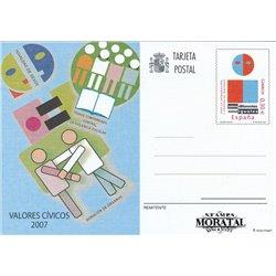 2005 España J-171/172 Lunnis Entero postales   (Edifil)