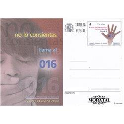 2006 España J-173/174 Malaga España 06 Entero postales   (Edifil)